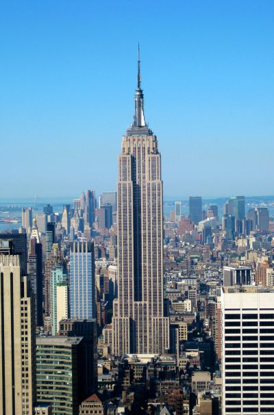 Empire State Building newyork us